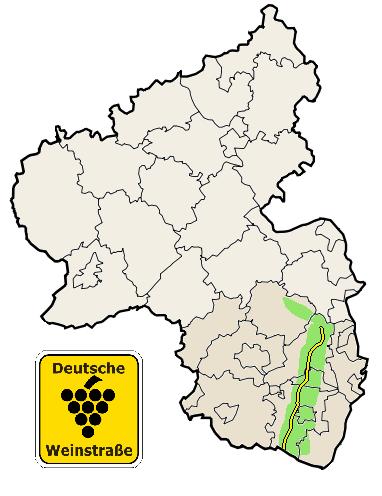 Deutsche Weinstrasse
