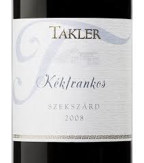 Kekfrankos od Taklera z Szekszardu