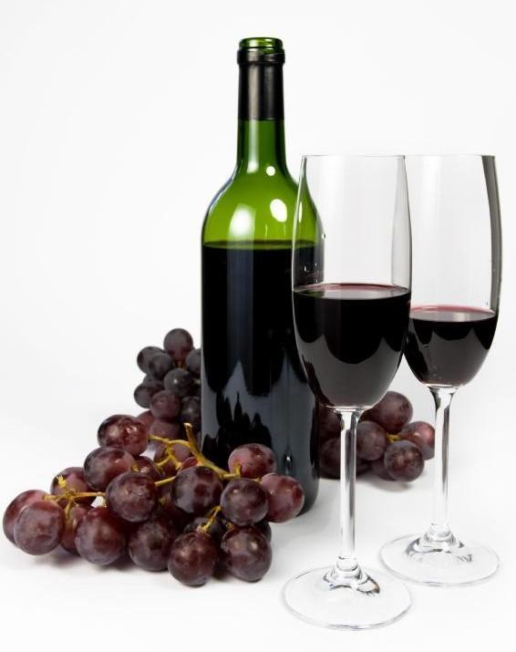 Wina Czerwone Białe I Różowe
