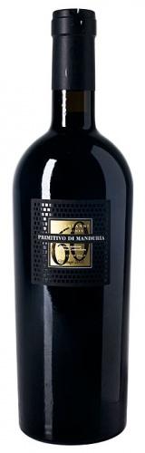 Feudi Di San Marzano Sessantanni Primitivo Di Manduria DOP - jedno z najbardziej znanych win z tego szczepu
